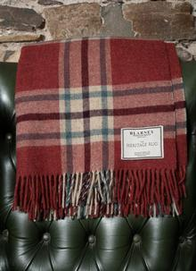 Arncliffe Lambswool Throw