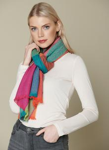 Wool Cashmere Gracie Stole