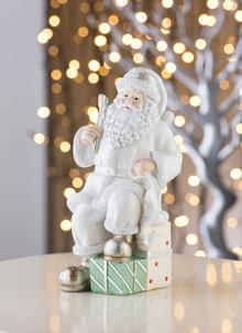 Santa's List Figurine