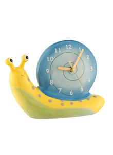 Snail Table Clock