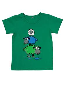Baby Boy Three Sheep T-Shirt