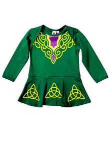 Baby Irish Dancer Dress Vest
