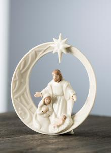 Christmas Star Nativity Figurine