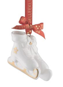 Ice Skates Mini Ornament