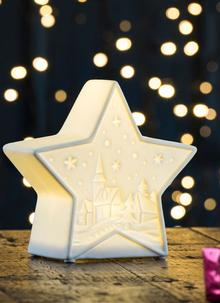 Mini Christmas Star LED