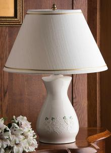 Shamrock Lace Lamp & Shade