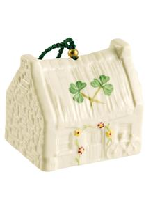 Claddagh Cottage Ornament