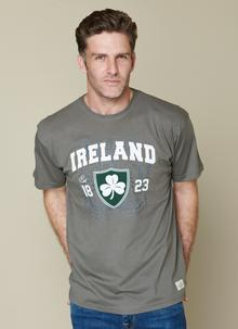 Blarney 1823 Pewter T-Shirt