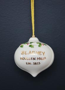 The Blarney Christmas Bauble