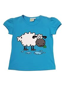 Girls Sheep T-Shirt