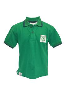 Kids Ireland Pique Polo Shirt