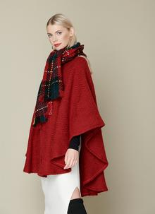 Ciara O'Shea Red Cape