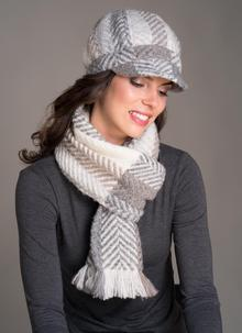 Wool Country Scarf