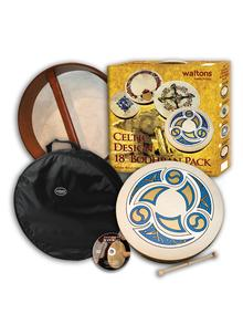 Trinity Design 12'' Bodhran Set