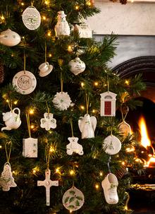 Belleek Traditional Christmas | Irish Christmas Ornaments | Fine ...