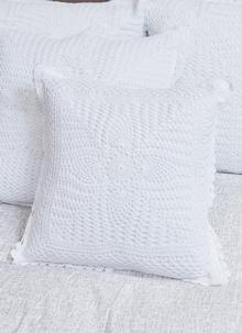 Clover Crochet Cushion Cover 16'' X 16'' Set of 2