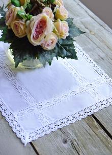 Cotton and Linen Placemats Set of 4