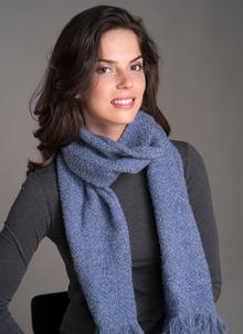 Country Scarf Denim