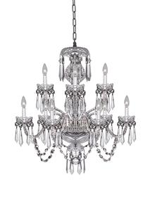 Waterford Crystal Cranmore 9 Arm Chandelier