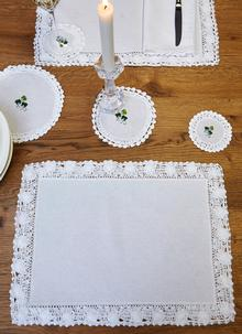 Dursey Placemats 13'' x 19'' Set of 4