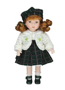 Erin Porcelain Irish Doll