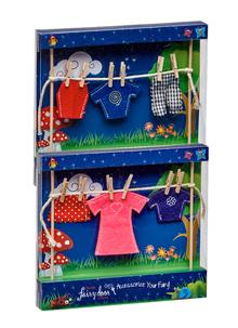 Fairy Clothes Line Set