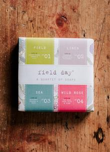 Irish Soap Quartet Gift Set