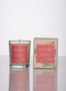 Wild Rose Votive Candle