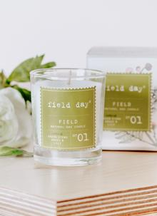 Field Votive Candle