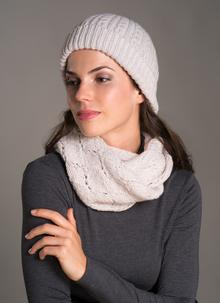 Fisherman Snood Cream