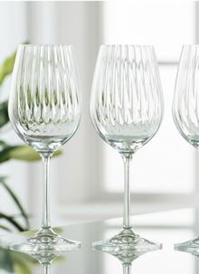 Galway Crystal Erne Wine Glasses Set of 4