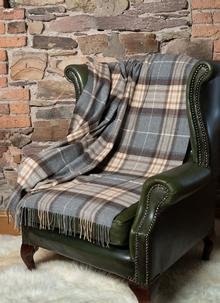 Galway Lambswool Throw