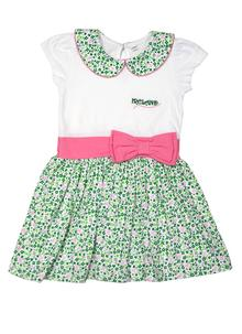 Girls Shamrock Dress