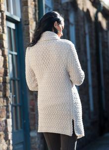 Glenross Waterfall Cardigan