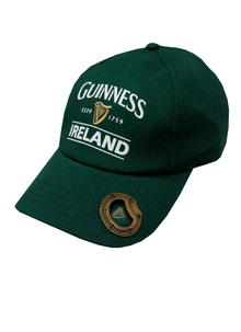 Guinness Bottle Opener Baseball Cap