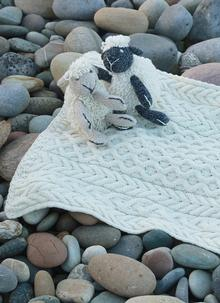 Aran Handknit Sheep