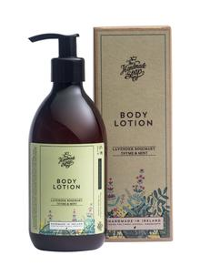 Lavender, Rosemary, Thyme and Mint Body Lotion
