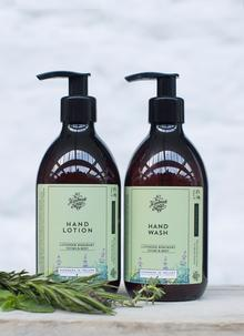 Lavender, Rosemary, Thyme and Mint Hand Wash