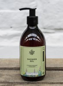 Lavender, Rosemary, Thyme and Mint  Shower Gel