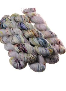 Hand-Dyed Sock Yarn Juniper