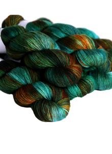 Hand-Dyed Sock Yarn Pod