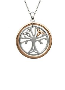Trinity Tree Of Life Pendant