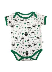 Baby Ireland Sheep Vest