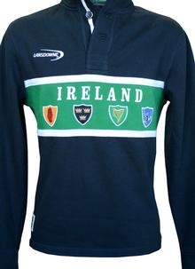 Ireland Four Province Crest High Neck Sweater