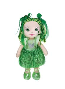 Irish Dancer Rag Doll