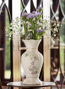 Irish Flax Vase