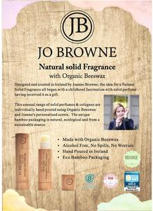 Jo Browne Solid Perfume - Sweet Note