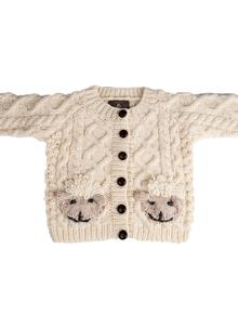 Kids Hand-Knit Sheep Lumber