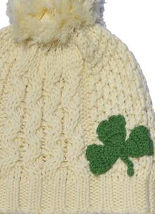 Kid's Shamrock Cream Hat