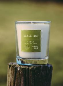 Large Field Candle